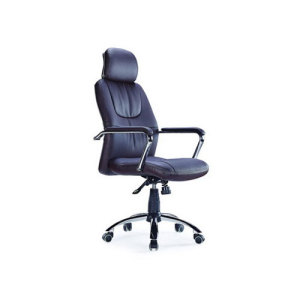 Wholesale Ergonomic Office Chair with PU Wheel and Chrome Base(YF-3065-2A)