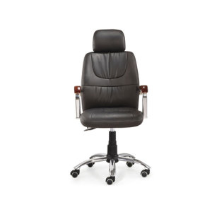 Wholesale Ergonomic Office Chair with PU Wheel and Chrome Base(YF-3065-3A)