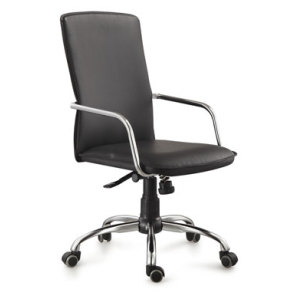 Wholesale high back ergonomic swivel office leather chair(YF-3102)