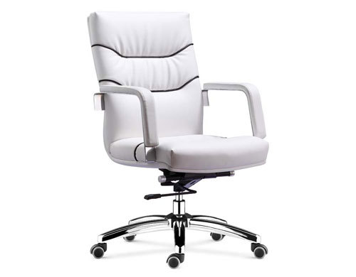Wholesale PU Executive Chair with Padded Armrests(YF-8518)