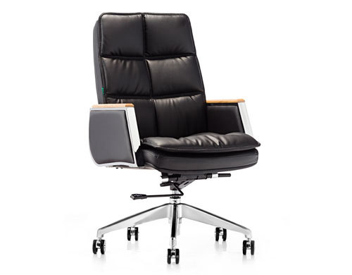 Wholesale executive high back PU leather swivel office chair(YF-8546)