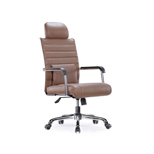 Wholesale  leather swivel office chair with lumbar support(YF-9310)