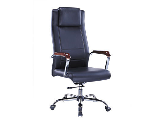 Wholesale  leather Office chair with armrest and headrest(YF-9333)