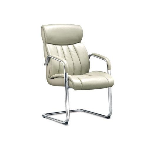 Wholesale High Back Office Visitor Chair,Nylon Armrest,Chrome Base(YF-2643)