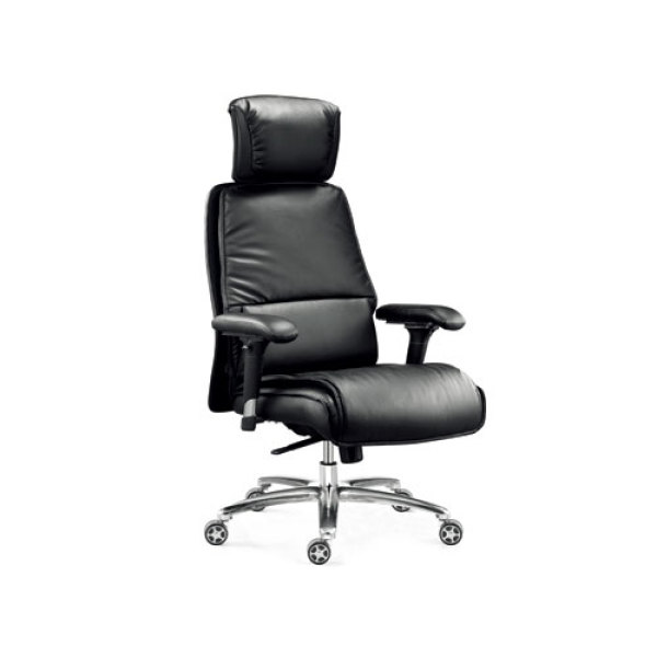 High Back Ergonomic Office Swivel Chair,360 degree rotating,adjustable height,double colored leather