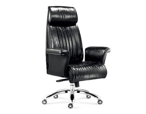 High Back PU Office Executive Chair