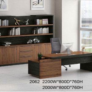 Wholesale high quality modern solid teak computer desk(YF-D2062)