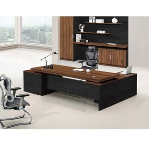Wholesale Excutive Office Desk With Side Cabinet(YF-1008H)