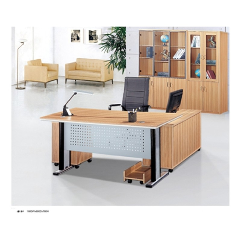 Wholesale simple style wooden office executive desk (YF-811#)