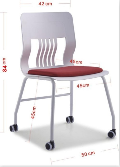 China Office Chair Supplier & Modern Office Training Chair & Stackable Training Chair with Cushion(YF-LY-K0(S))