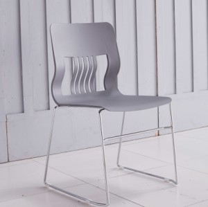 Modern Design Study Chair with Writing Tablet and Castors (YF-01003)-(YF-01008)