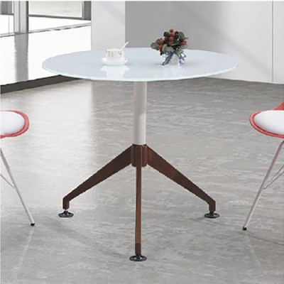Yingfung Tea Table with powder coating and 8mm tempered glass (YF-17039T)