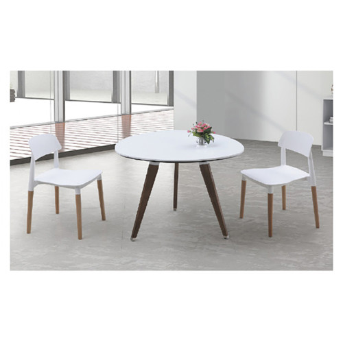 Yingfung Tea Table with powder coating and 8mm tempered glass (YF-17009T)