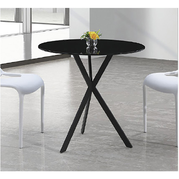Yingfung Tea Table with powder coating and 8mm tempered glass Metal(YF-17007T)