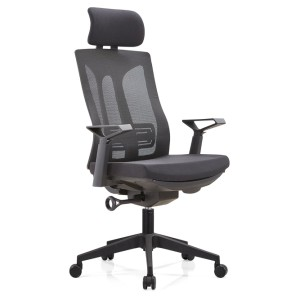 Wholesale High Back Mesh Executive Chair With Alumnium Base(TL-A30-2)