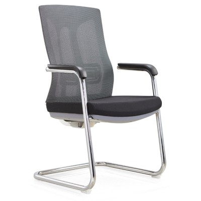Mid-Back Mesh Office Conference Chair With Lumbar Support And Castor Base (TL-C30-2)