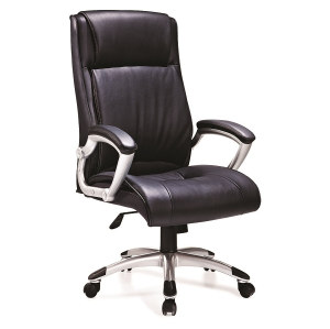 High Back PU Leather Office Swivel Chair(HF-526)