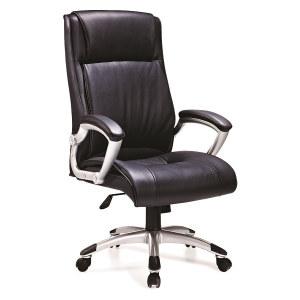 High Back PU Leather Office Swivel Chair(HF-526)