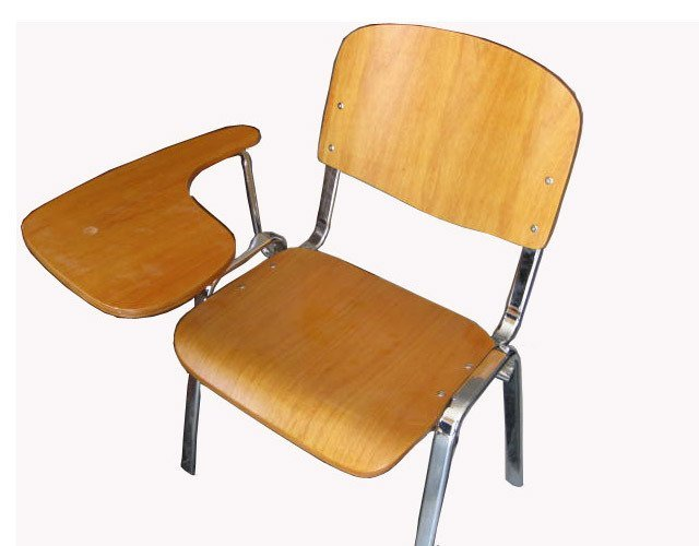 Plywood and Metal Frame Office Chair Student Chair(YF-304A)