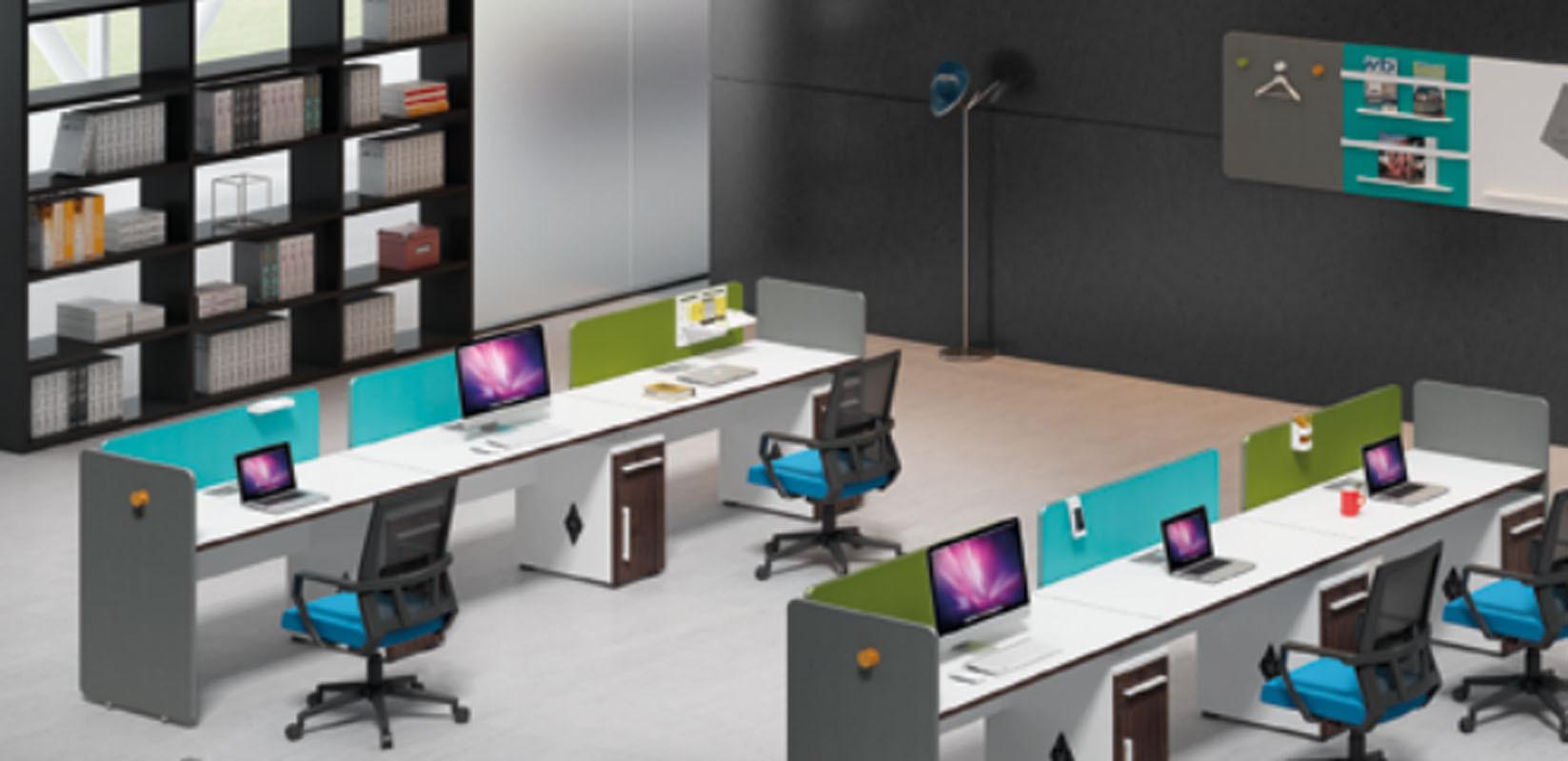 Wholesale modern modular office tables(H1-Z0214D-3)