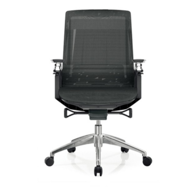 Mesh Office Executive Chair with Headrest and Castor Base (TL-B33)