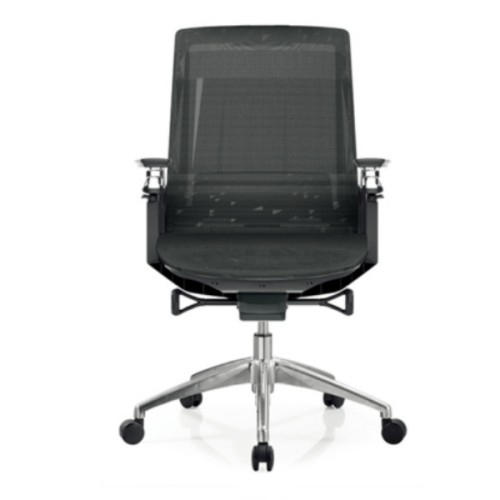 Height Adjustable Mesh Office Executive Chair with Headrest and Castor Base (TL-B33)