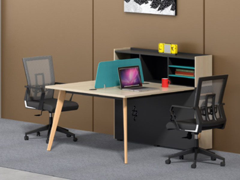 Wholesale modern modular 2 person workstations(H2-Z0412-2)