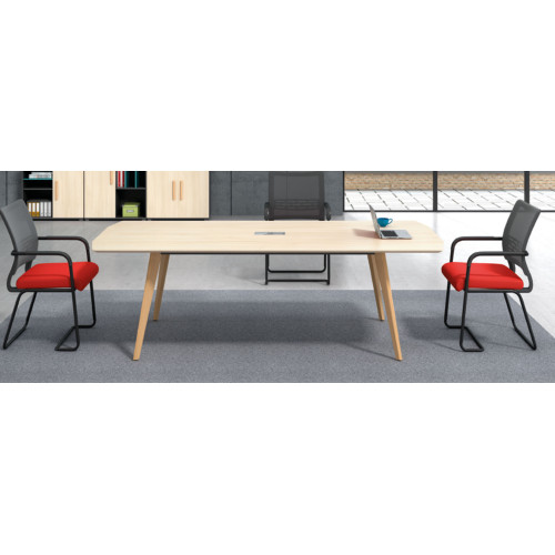 Modern Design Meeting table,made of melamine board and particle board (H2-H0224)