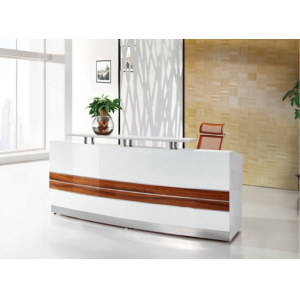 Wholesale high-quality modern office receptionist desk (YF-Q01)