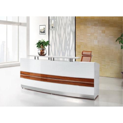 Wholesale high-quality modern office receptionist desk (YF-Q01)