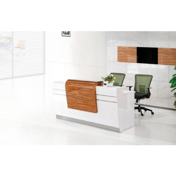Wholesale high-quality modern office receptionist desk(YF-Q02)