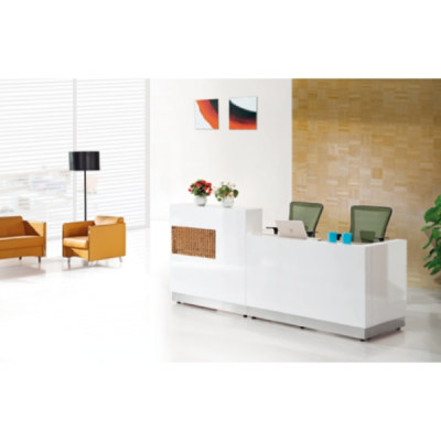 Wholesale high-quality modern office receptionist desk (YF-Q03)