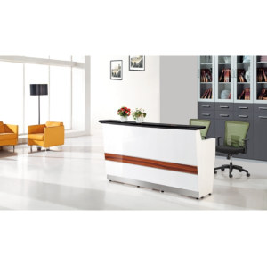Wholesale high-quality modern office receptionist desk (YF-Q05)