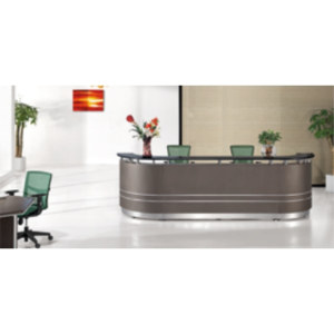 Wholesale high-quality modern office receptionist desk (YF-Q10)