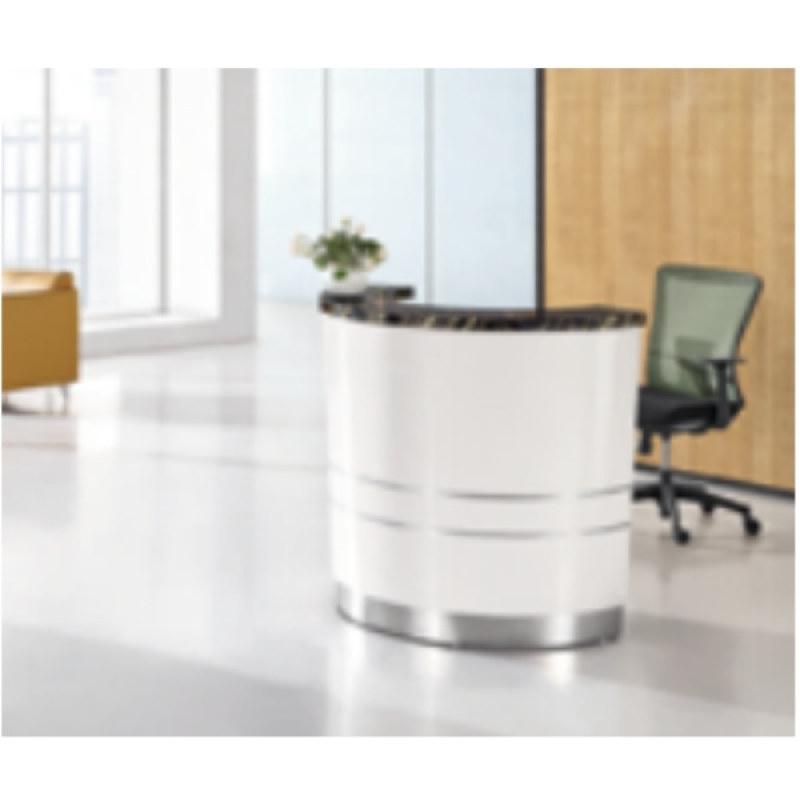 Wholesale high-quality modern office small receptionist desk (YF-Q13)