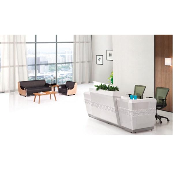 Wholesale high-quality modern office receptionist desk(YF-Q06)