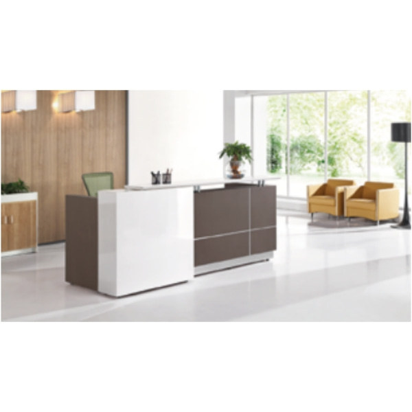 Wholesale high-quality modern office receptionist desk(YF-Q09)