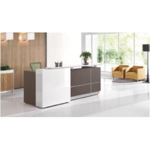 Wholesale high-quality modern office receptionist desk (YF-Q09)