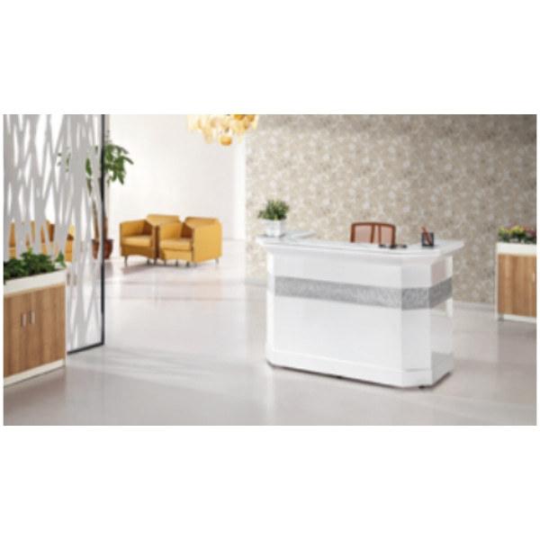 Wholesale high-quality modern office small receptionist desk(YF-Q12)