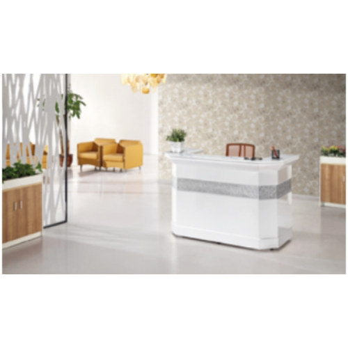 Wholesale high-quality modern office small receptionist desk (YF-Q12)