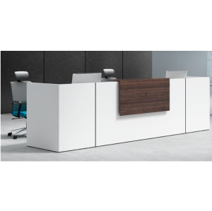 Wholesale high-quality modern office receptionist desk (YF-Q15)