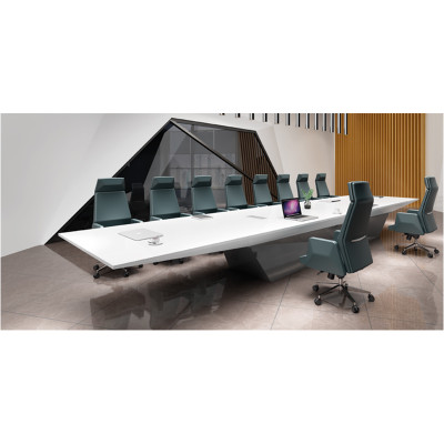 Modern Design Meeting table,made of melamine board and particle board (YF-9950)