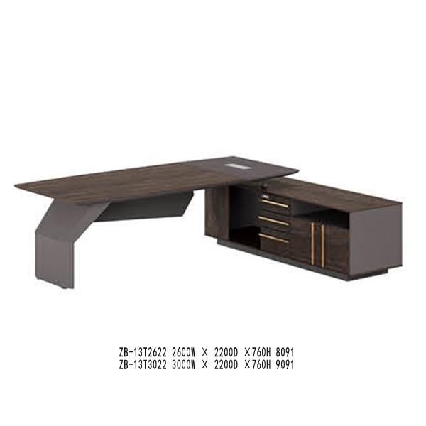 Modern Design Executive Office Desk(ZB-13T2622)