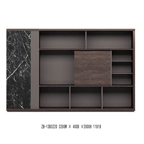 Modern Design Bookcase(ZB-13B3220)