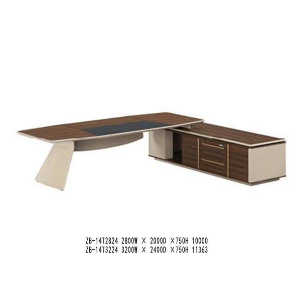 Modern Design Executive Office Desk(ZB-14T2824)