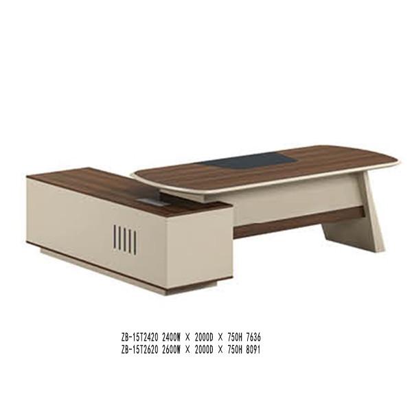 Modern Design Executive Office Desk(ZB-15T2420)