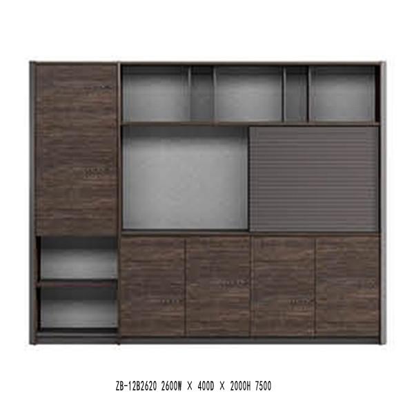 Modern office file cabinet(ZB-12B2620)