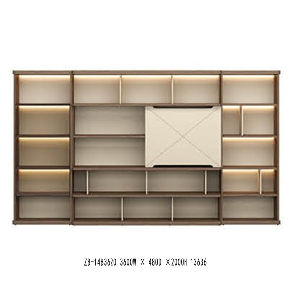 High quality modern office file cabinet (ZB-14B3620)