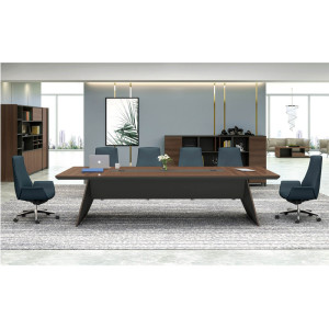 Modern Design Conference Table, made of melamine board (KT-01C3213)