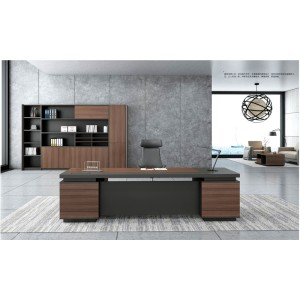 Modern Design Executive Office Desk, Made of MFC board melamine (KT-02T2820)
